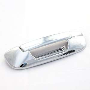02 08 Ram 1500 (2 Doors or 4 Doors) Chrome Tailgate Cover