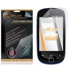 Anti Fingerprint Screen Guard Protector for Samsung