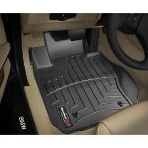 E93) Black WeatherTech Floor Liner (Full Set) [Sedan; All Wheel Drive