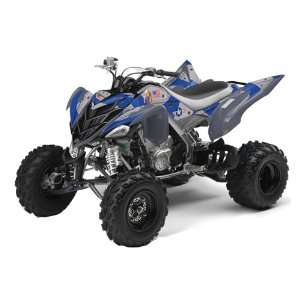 AMR Racing Yamaha Raptor 700 ATV Quad Graphic Kit   T