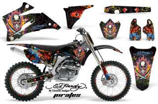 AMR RACING STICKER GRAPHIC KIT DECAL YAMAHA YZ450F YZ YZ250F 06 09 ED