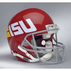 IOWA STATE CYCLONES 1981 1982 Football Helmet Sports