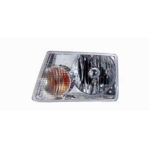 TYC 20 6014 00 9 Ford Ranger CAPA Certified Replacement Left Head Lamp