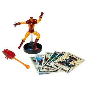 Marvel Super Hero Showdown Iron Man Figure Toys & Games