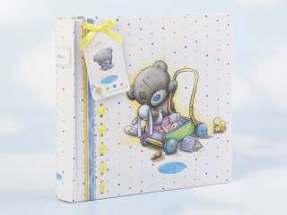 Tiny Tatty Teddy Keepsake Book, Pregnancy Journal, Photo Album