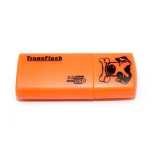 Mini USB Micro Sd T flash Tf Memory Card Reader Writer Electronics