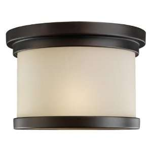 Sea Gull Winnetka Outdoor Ceiling Light   7H in. Misted