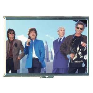 STONES TOUR PHOTO ID Holder, Cigarette Case or Wallet MADE IN USA