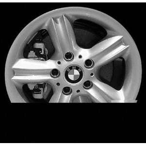 BMW Z3 ALLOY WHEEL RIM 16 INCH, Diameter 16, Width 7 (5 FLUTED SPOKE