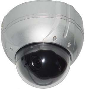 Pan Tilt Zoom Camera, CCTV, Weatherproof Armor Dome, 10x Zoom Camera