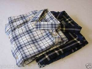 Polo Ralph Lauren Mens Casual Plaid Shirt 2 Colors $98