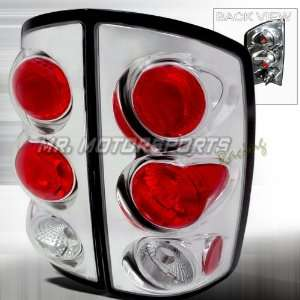 DODGE RAM ALTEZZA TAIL LIGHTS CHROME Automotive