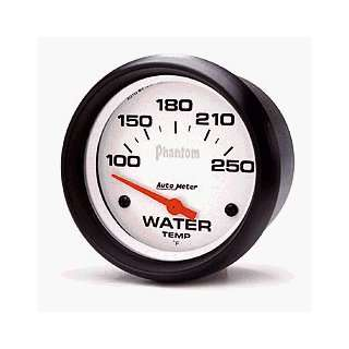 Auto Meter Phantom 2 1/16 Electric Water Temperature