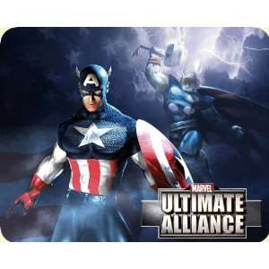 Iron Man Explosions Tony Stark Marvel Comics Mouse Pad