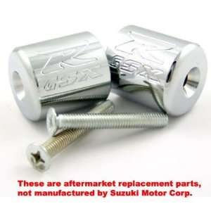 2008&UP Suzuki GSXR 600 750 1000 Katana Chrome Bar Ends