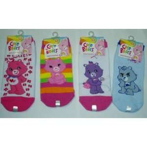 Care Bears Socks Sz 6 8 ~ Love a Lot Share Bear Grumpy Bear & Cheer