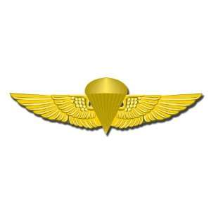US Marine Corps Jump Wings Decal Sticker 3.8 Everything
