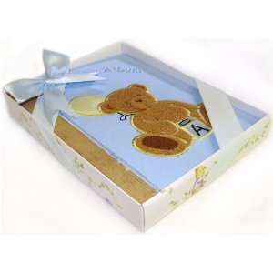 Gift Baby Album Blue Teddy  Affordable Gift for your Little One Item