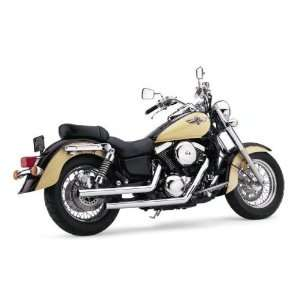 Vance And Hines Straightshots Performance Exhaust System For Kawasaki