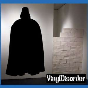 Darth Vader Silhouette Starwars Star Wars Vinyl Decal