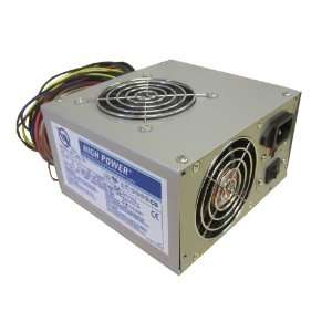 HIGH POWER® 360W Dual Fan 20 pin Computer Internal ATX Power
