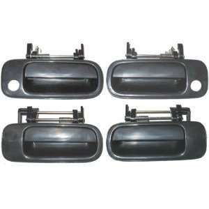 Motorking Toyota Camry Black Non  Painted Replacement Set