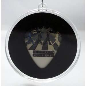 The Beatles Abbey Road Guitar Pick With Made In USA Christmas Tree