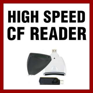 High Speed COMPACT FLASH (CF) Card Reader