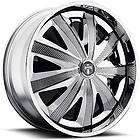 SPIN Kraay Wheel SET Chrome Spinner 26x10 RWD 5 & 6 LUG RIMS 26inch