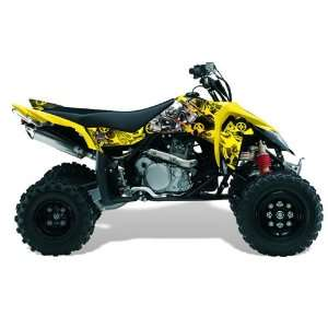 AMR Racing Suzuki LTR 450 2005 2011 ATV Quad Graphic Kit   Motorhead