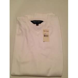 Golf Ralph Lauren White Pima Cotton Vest *Size XL*