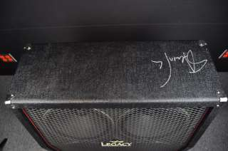 CARVIN Legacy C412 4x12 Guitar Amp Cabinet Owned & Used by STEVE VAI