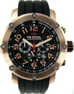 Fast Ship TECH 45mm Mens Chronograph Watch Brand NEW Rose