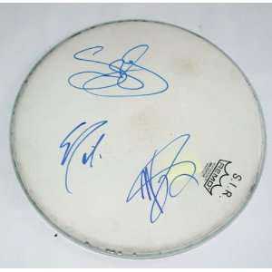 Boys II Men Autographed Signed Drumhead