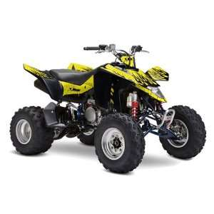 AMR Racing Suzuki LTZ 400 2009 2011 ATV Quad Graphic Kit   Diamond