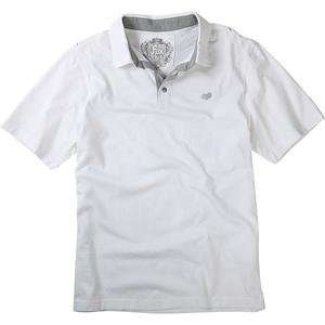 Fox Racing Sporadic Polo   X Large/White Automotive