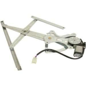 FRONT WINDOW REGULATOR (W/ MOTOR, W/O ANTI PINCH) 06 2005 2006 2007
