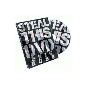 Steal This DVD by Eric Ross and Paper Crane Productions Toys & Games