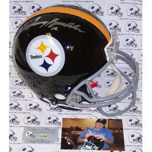 Creative Sports APROPS BRADSHAW TB Terry Bradshaw Hand Signed