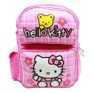 Sanrio Hello Kitty Toddler Backpack   Flowers Toys
