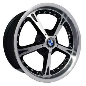 BMW Z4 18 Inch Hyper Black Deep Dish Wheels Wheels Rims 1968 1969 1970