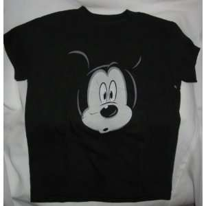 Mickey Mouse T Shirt   Front and Back Design