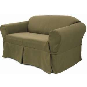 Easy Fit 25 632 1 Slipcover in Ribbed Coco Baby