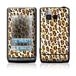 LG Dare VX9700 Skin Sticker Decal Cover   Leopard Print
