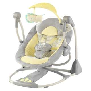 Bright Starts InGenuity Smart and Quiet Portable Swing   Briarcliff