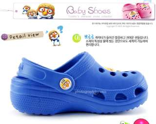 Hyundai Hmall Korea Pororo children kids Sandals slippers Crocs Beach