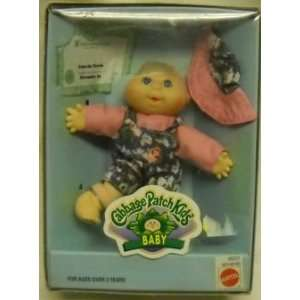 Cabbage Patch Kids Baby Toys & Games