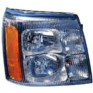CADILLAC ESCALADE 02 HEADLIGHT PAIR SET NEW W/O HID