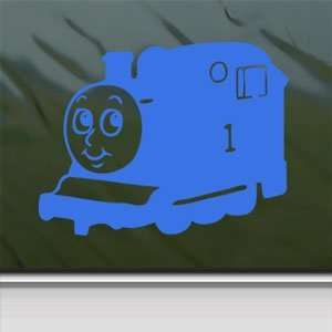 Thomas The Tank Engine Blue Decal Truck Window Blue