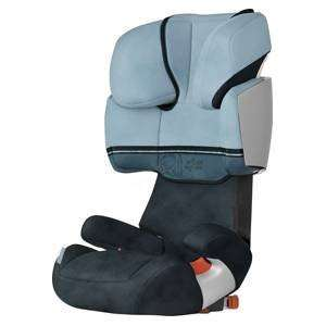 Cybex Solution X fix booster seat Navy Baby